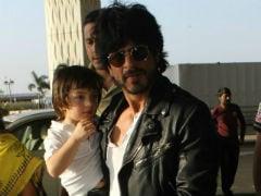 Shah Rukh Khan's Son Abram Takes Over A <i>Dilwale Dulhania Le Jayenge</i> Scene Like A Boss