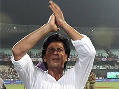 IPL Playoffs: Shah Rukh Khan's Message For His Team KKR, From The Shower. Believe It.