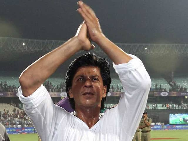 IPL Playoffs: Shah Rukh Khans Message For His Team KKR, From The Shower. Believe It.