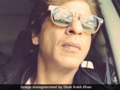 Shah Rukh Khan Wraps <I>Zero</I>, Thanks Crew For 'Fruitful And Hectic Shoot'