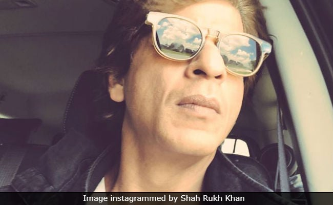 Shah Rukh Khan Wraps Zero, Thanks Crew For 'Fruitful And Hectic Shoot'