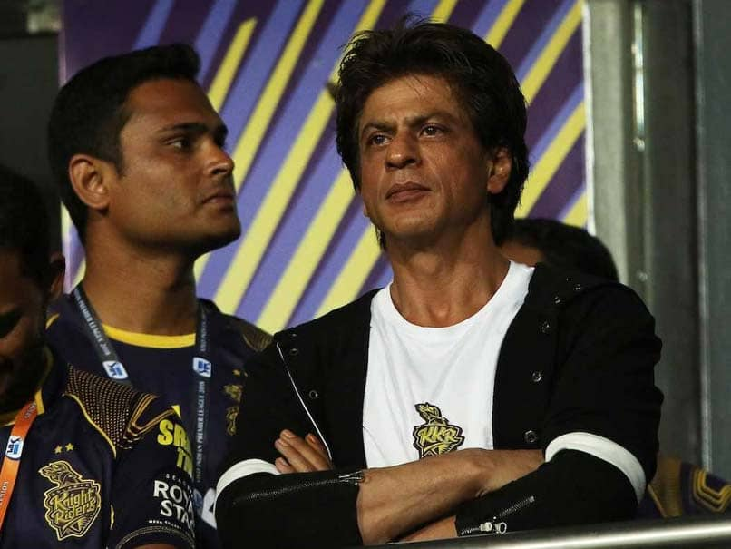 """Safety First"": Shah Rukh Khan Tweets After IPL Meet"