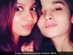 Alia Bhatt's Sister Shaheen To Write A Book Describing Her Battle With Depression