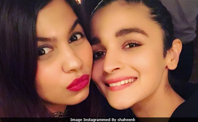 Alia Bhatt's Sister Shaheen Reveals She's Battled Depression, Been Suicidal
