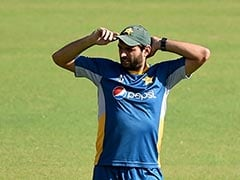 Shahid Afridi To Miss ICC World XI's Charity Match Against West Indies