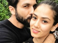 Shahid Kapoor's Work Schedule Ruins His Babymoon Plan With Wife Mira