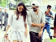 Mira Rajput's Caption For This Pic With Shahid Kapoor Will Make You Go Aww