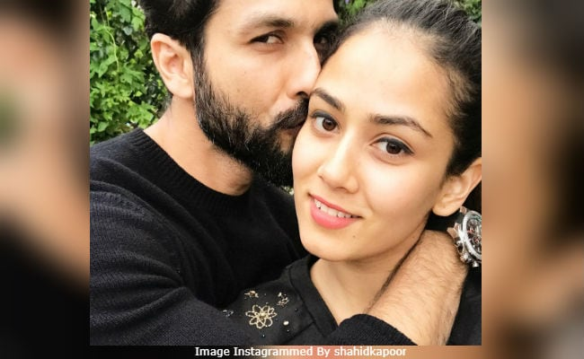 Shahid Kapoor's Work Schedule Ruins His Babymoon Plan With Wife Mira