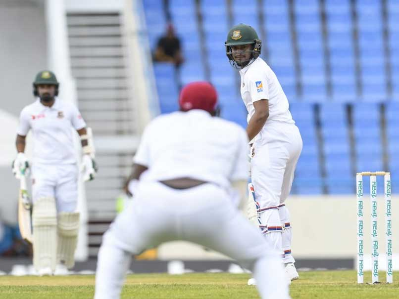 Bangladesh Bowled Out By West Indies For Their Lowest Test Total