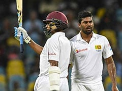3rd Test: Shane Dowrich Rescues West Indies On Rain-Truncated Day