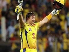IPL Final: शेन वॉटसन के तूफानी शतक से चेन्नई बना आईपीएल 2018 का 'किंग', 18.3 ओवर में हासिल किया लक्ष्य