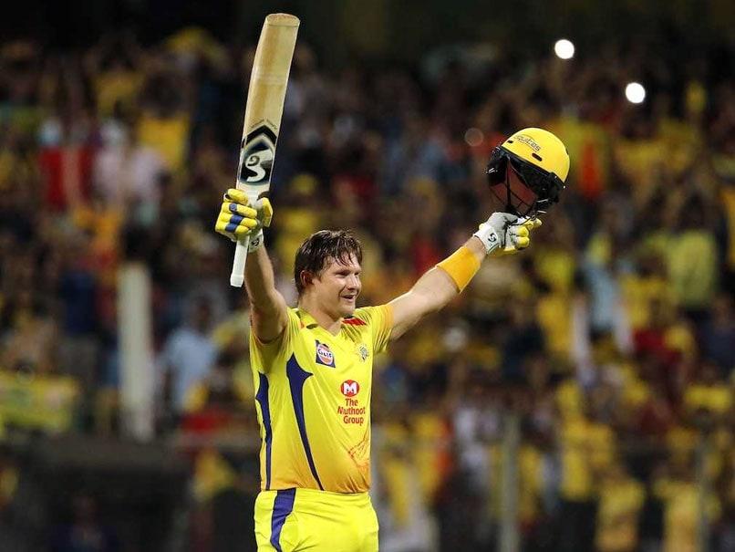 IPL 2018 Final: Chennai Super Kings Claim 3rd IPL Title As Shane Watson Blitzes SunRisers Hyderabad