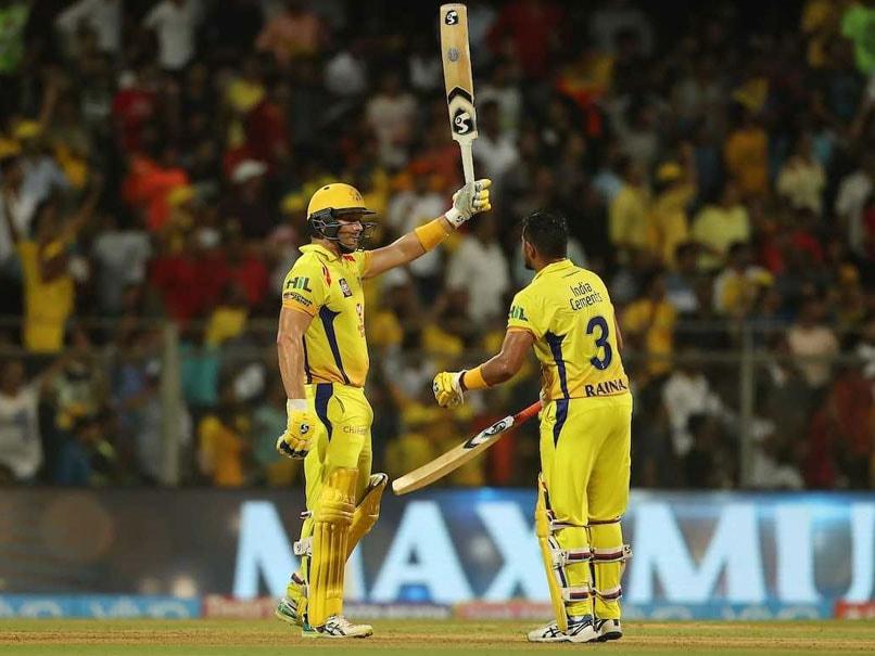 IPL Final Highlights, CSK vs SRH: Shane Watson Century Helps Chennai Clinch Title vs SunRisers