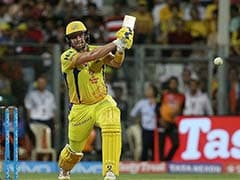 IPL 2018 Final, CSK vs SRH: Shane Watson Smashes Whirlwind Century vs SunRisers Hyderabad