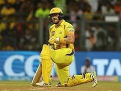 IPL 2018 Final:चेन्नई सुपरकिंग्स के चैंपियन बनने के बाद एमएस धोनी ने शेन वॉटसन को दिया यह नया नाम...