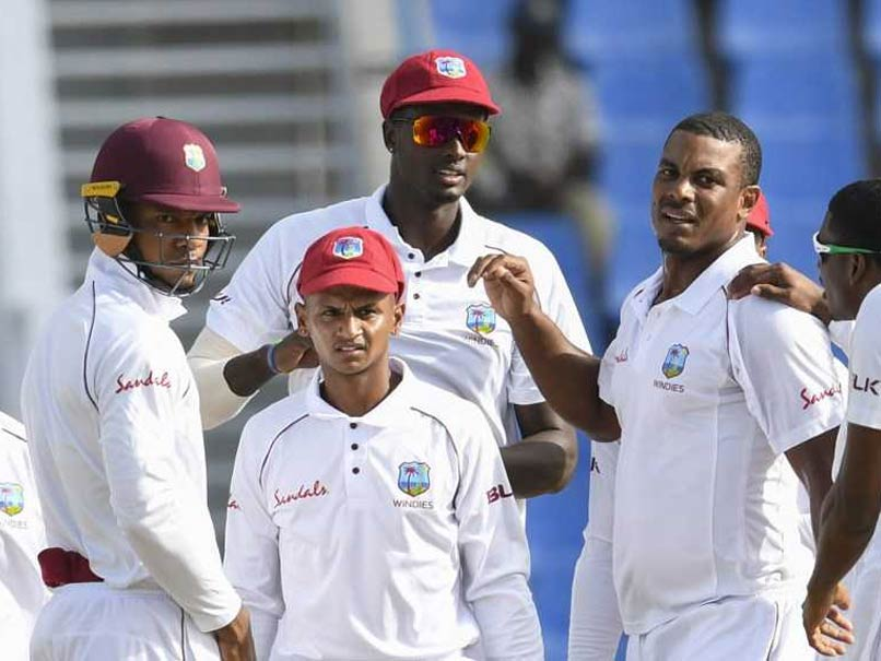 Shannon Gabriel Inspired West Indies Crush Bangladesh In 1st Test
