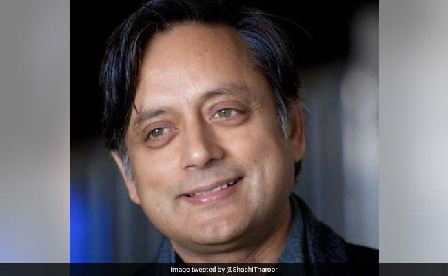 Shashi Tharoor Gives Congress Some Advice On Twitter. It Is About Money