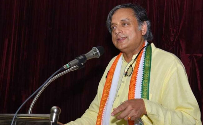 Multi-Pronged Reforms Needed In Higher Education: Shashi Tharoor