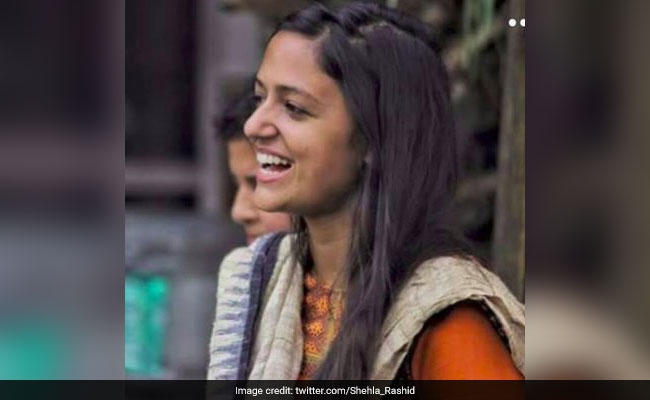 'Can't Deal With Such Hate': Activist Shehla Rashid Quits Twitter