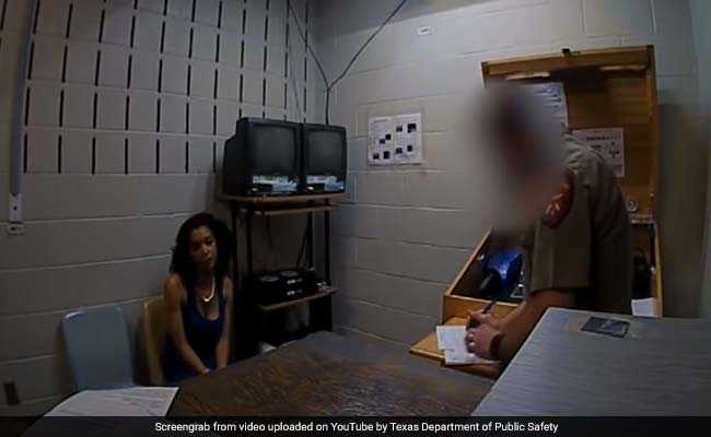 Sexually Assaulted By Officer, She Alleged. Footage Shows Otherwise