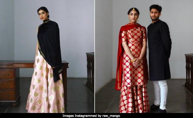 Raw Mango's New Festive Collection <i>Heer</i> Celebrates Old World Punjab