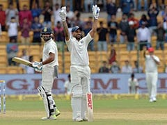 India Vs Afghanistan, One-Off Test: Shikhar Dhawan Hammers Century Before Lunch