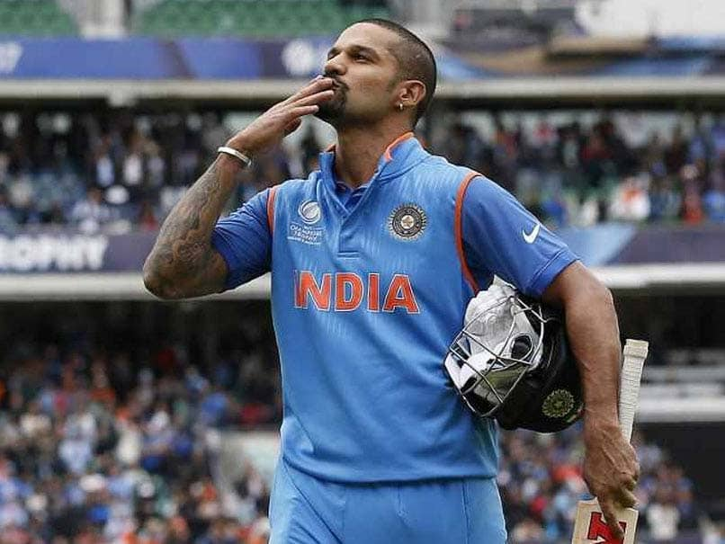 Shikhar Dhawan Reveals His Musical Side In Video Gone Viral