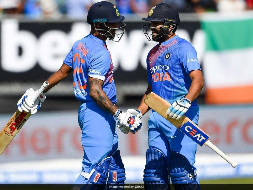 Rohit Sharma Says Matches Against Ireland Good Preparation For England Tour