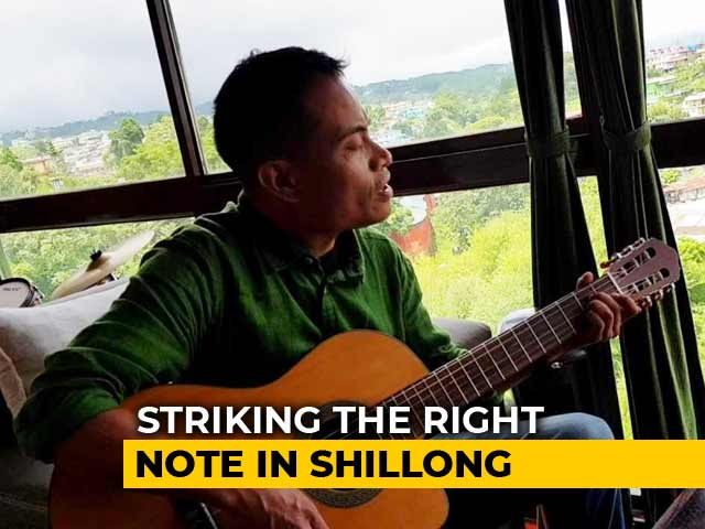 Video : As Shillong Limps Back To Normal, Artistes Sing For Peace, Unity
