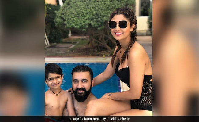Shilpa Shetty's 'No Refined Sugar Birthday Cake' For Son Viaan Is Winning The Internet (See pics)�