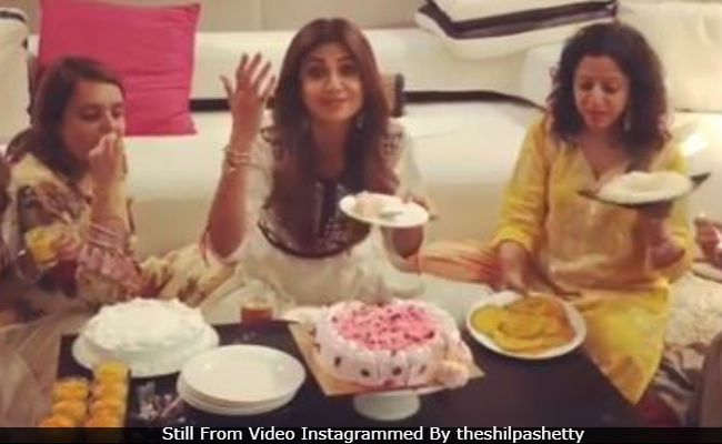 Now, Shilpa Shetty Trolled For Playing Song At Iftaar Party. 'Please Show Some Respect,' She's Told