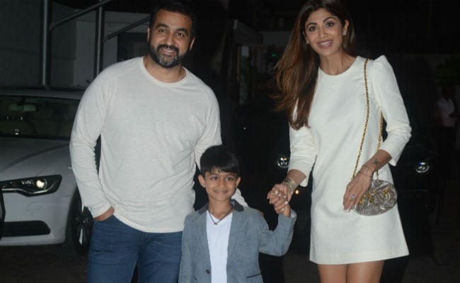 Shilpa Shetty Accused Of 'Showing Off' On Son's Birthday. Her Response Is Winning The Internet
