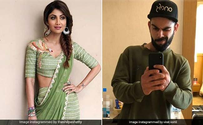 Shilpa Shetty And Virat Kohli Named Fitness Icons- Here's A Peak Into Their Foodie Side