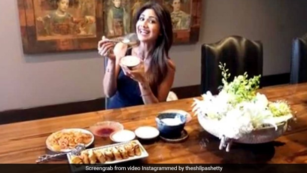 Ramadan Special Sunday Binge With Shilpa Shetty (Watch Video)