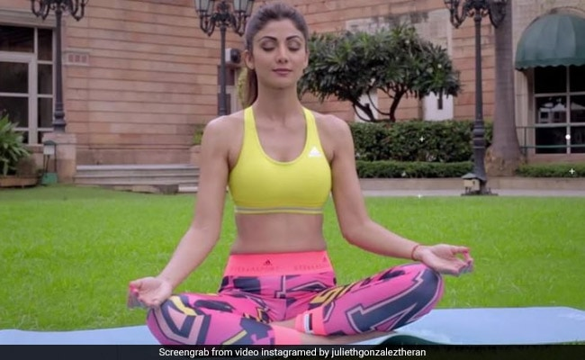 International Yoga Day: Early morning Yoga is Kangana Ranaut's fitness mantra