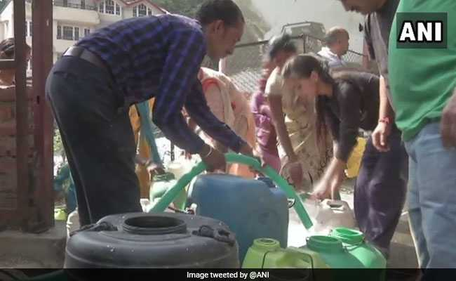 No Water For Over A Week, Shimla Turns Away Tourists: Foreign Media