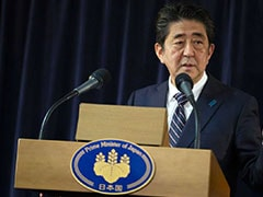 Shinzo Abe To Seek Fresh Term, Record Tenure As Japan Prime Minister