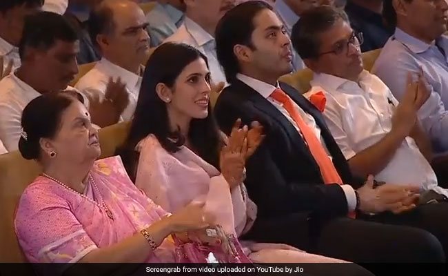 shloka mehta akash ambani kokilaben ambani youtube