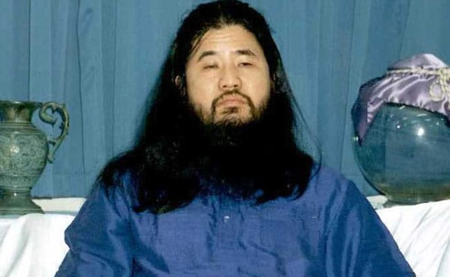 Japanese Cult Guru Executed For 1995 Chemical Attack In Subway