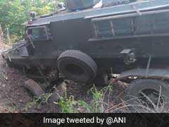 Three Soldiers Injured In Blast In Jammu And Kashmir's Shopian