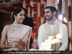 Inside Shriya Bhupal And Anindith Reddy's Wedding