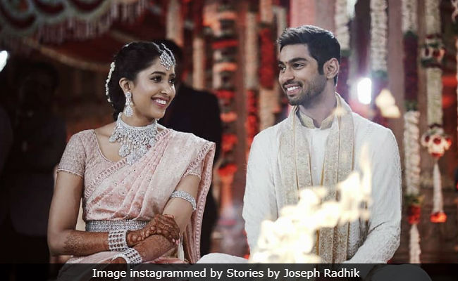 Inside Shriya Bhupal And Anindith Reddy's Wedding