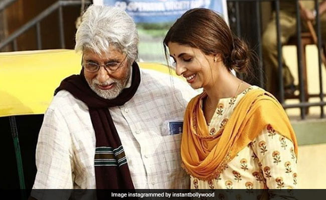 Shweta Bachchan Makes Her Acting Debut With Amitabh Bachchan. Details Here
