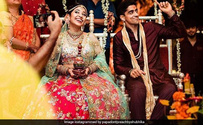गोवा में हुई 'मसान' एक्ट्रेस श्वेता त्रिपाठी की शादी, देखें Photos