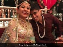 <i>Masaan</i> Actress Shweta Tripathi Marries Rapper Chaitnya Sharma In Goa. See Pics