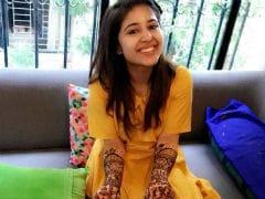 <i>Masaan</i> Actress Shweta Tripathi's Unique Mehendi Has Elements Of Her Love Story