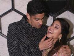 Inside Shweta Tripathi, Chaitanya Sharma's Pre-Wedding Bash. See Pics