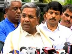 "Karnataka Congress Demands Probe In ""Phone-Tapping"" Allegations"