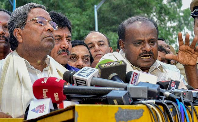 Congress Reached Out For Alliance 3 Days Ago: Deve Gowda Party Leader