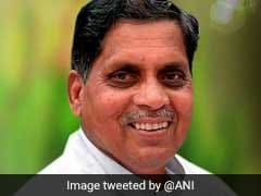 Karnataka Congress Lawmaker Siddu Nyamagouda Dies In Car Crash